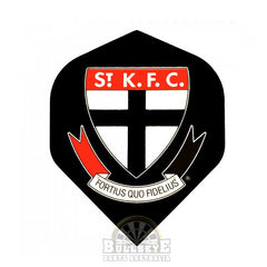 St. Kilda Saints AFL Dart Flights