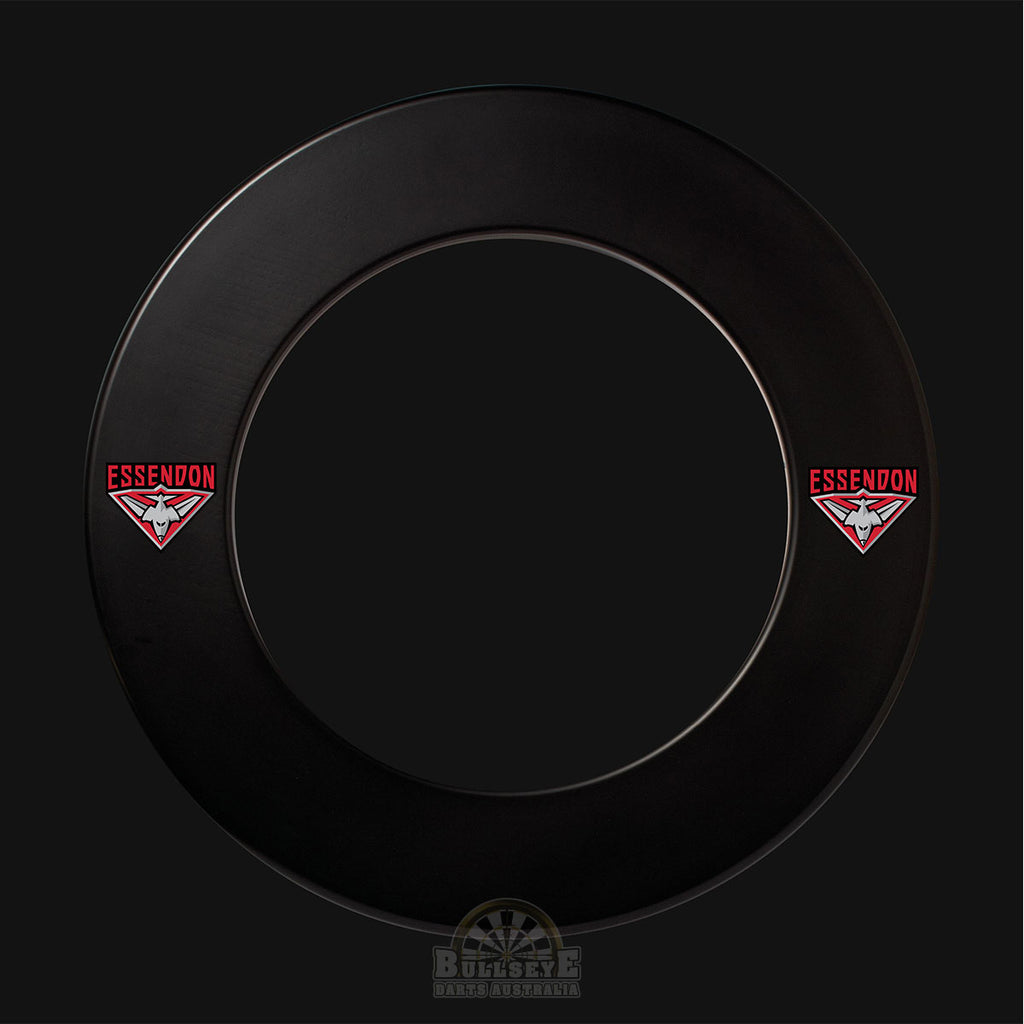 AFL Licensed Essendon Bombers Dartboard Surround