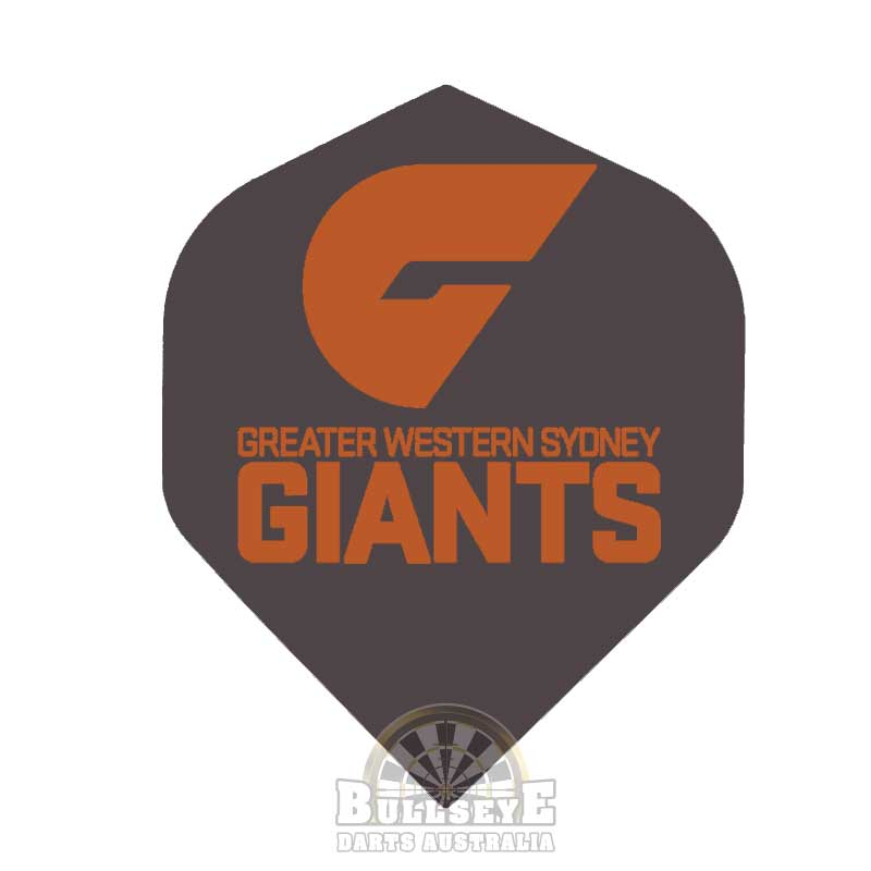 Sydney Giants AFL Dart Flights