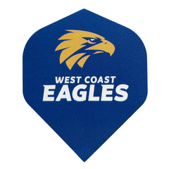West Coast Eagles AFL Dart Flights