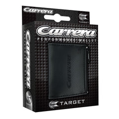 Target Carrera Carbon Effect Wrap Dart Wallet