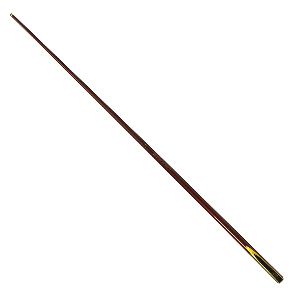 Cuetec ELITE FWF Composite Fibreglass Two Piece Cue - Burgundy