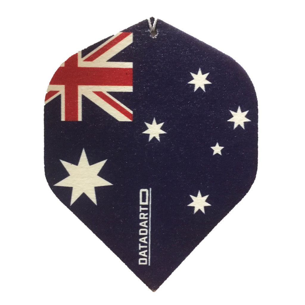 Datadart Nations Air Freshener - Australia