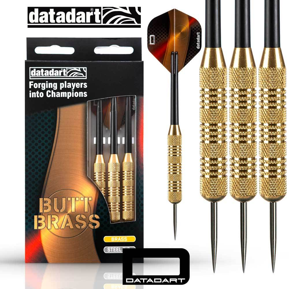 Datadart Butt Brass Darts 24g