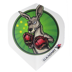 Elkadart Australian Boxing Kangaroo Flights - Tougher than Skippy!