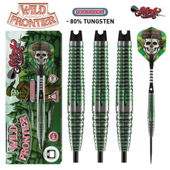 Shot Wild Frontier Trapper Darts - 80% Tungsten 26g