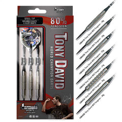 Formula Tony David 80% Tungsten Darts