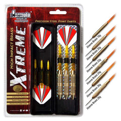 Formula Xtreme Brass Darts Gift Pack