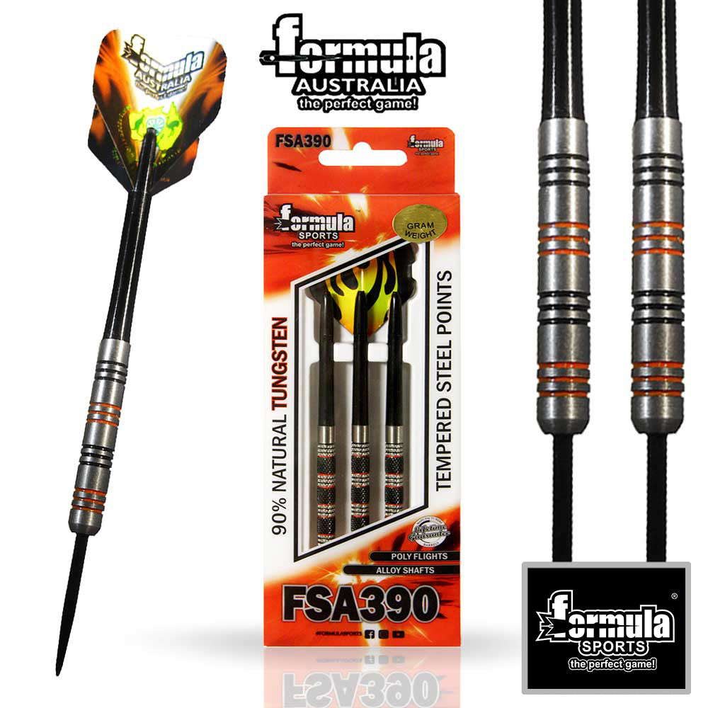 Formula FSA 390 Competition Darts, 90% Tungsten 17g