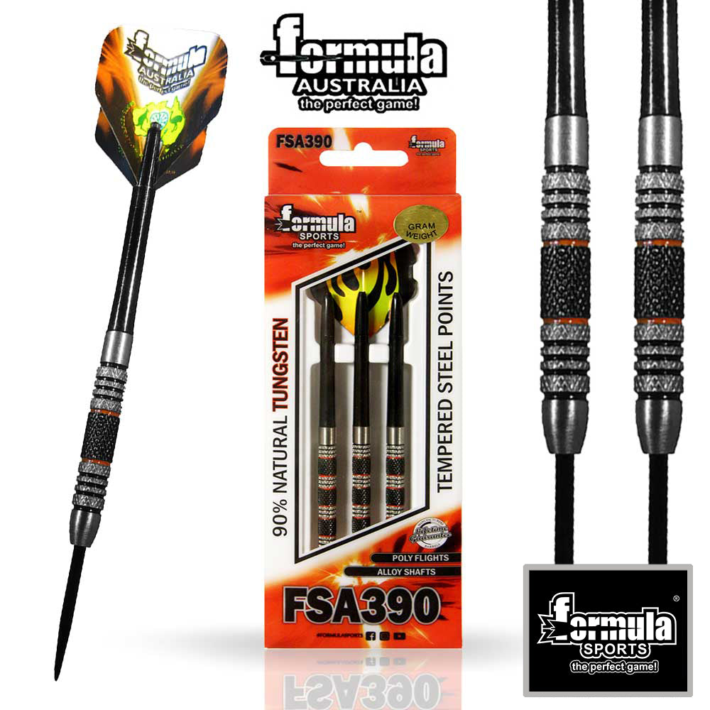 Formula FSA 390 Competition Darts, 90% Tungsten 18g