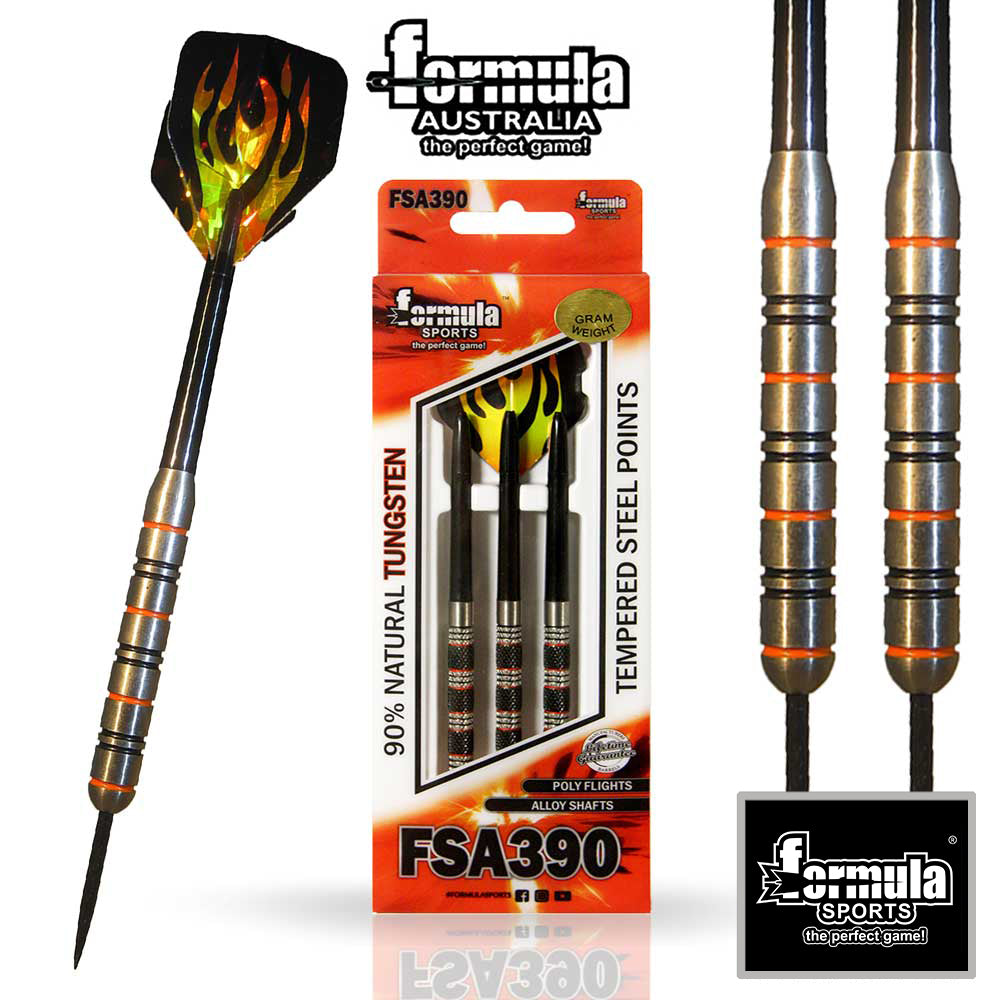 Formula FSA 390 Competition Darts, 90% Tungsten 36g