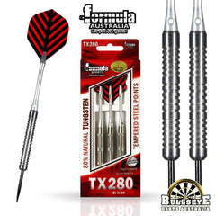 Formula TX280 Tungsten 80 Darts Pack 22g