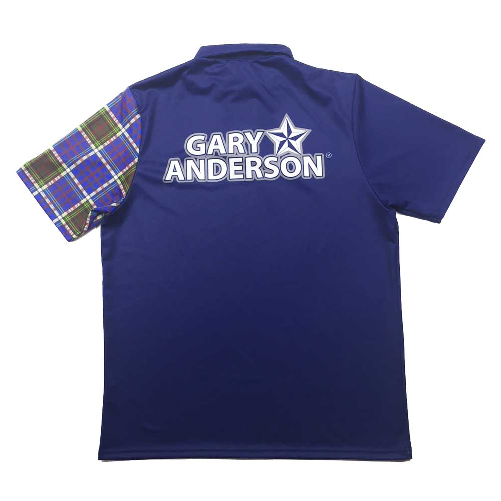 Gary Anderson Official Replica Playing Shirt Large