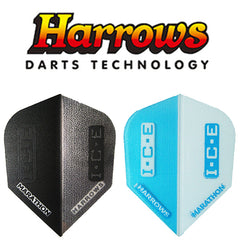 Harrows Marathon ICE Transparent Flights