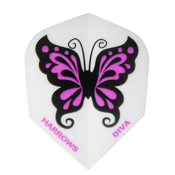 Harrows Diva Butterfly Flights