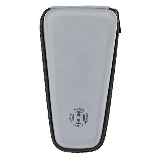 Harrows Ace Case, Holds Fully Loaded Darts - Grey