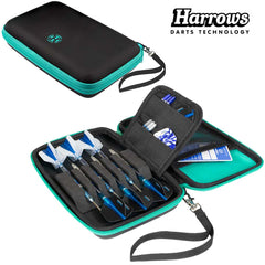 Harrows Blaze Pro 6 Dart Case - Jade