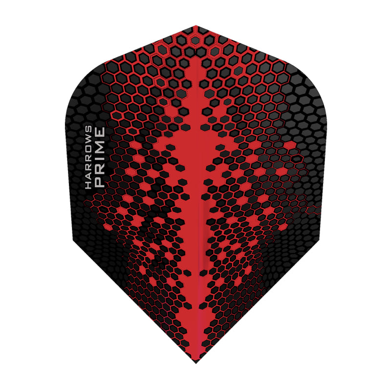 Harrows Prime Honeycomb Flights Red