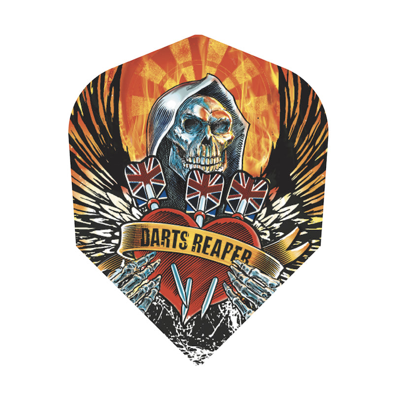 Harrows Quadro Darts Reaper Flights