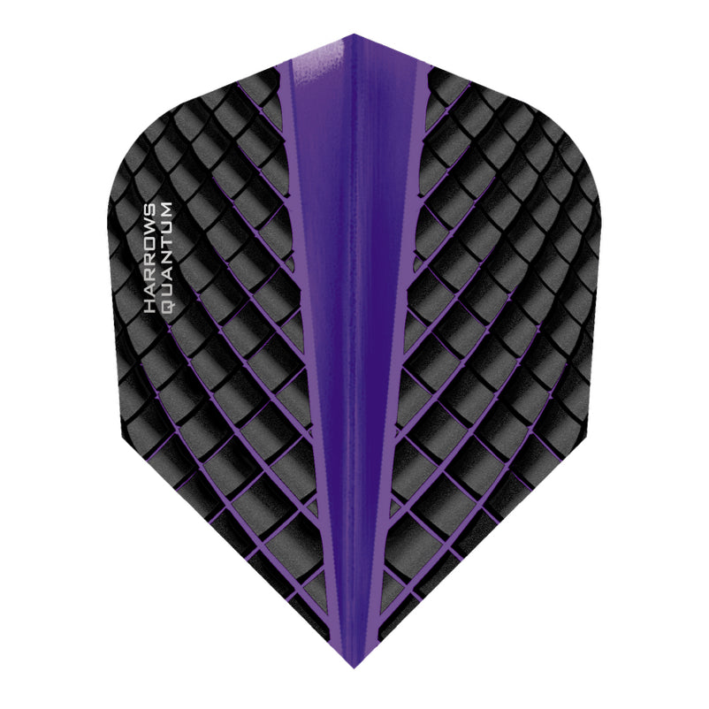 Harrows Quantum Flights Purple