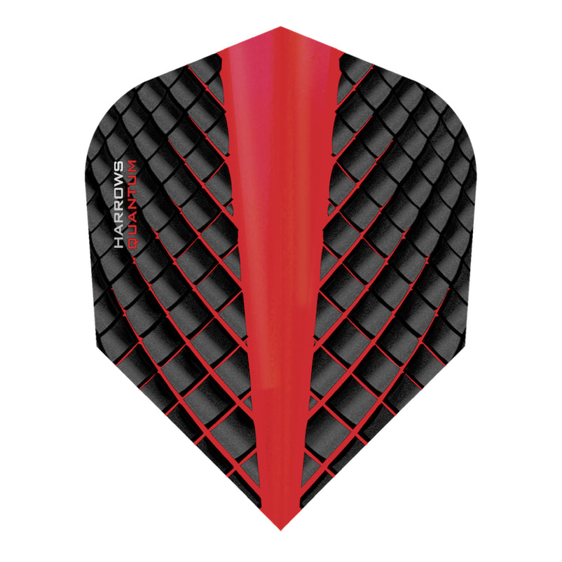 Harrows Quantum Flights Red