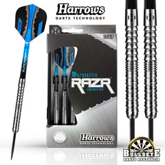 Harrows Darts | Razr Parallel 90% Tungsten Steeltip 28g