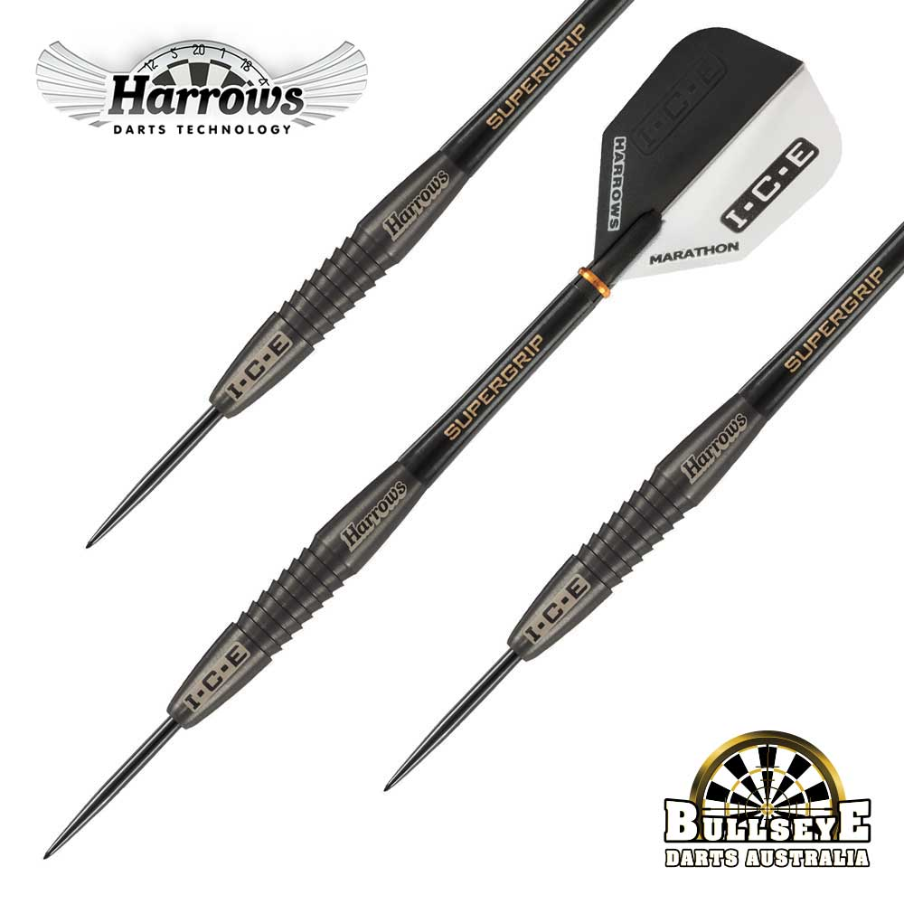 Harrows Black I.C.E. Darts 90% - 25 grams