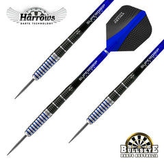 Harrows Cobalt Dual Function Grip Tungsten Darts 21g