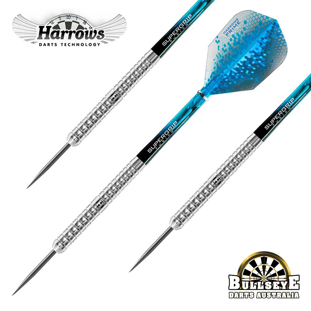 Harrows Pulse Darts Recessed Grip 21 - 26g