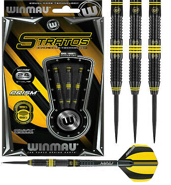 Winmau Stratos Dual Core Steel Tip 95/85% Tungsten Darts - 24g