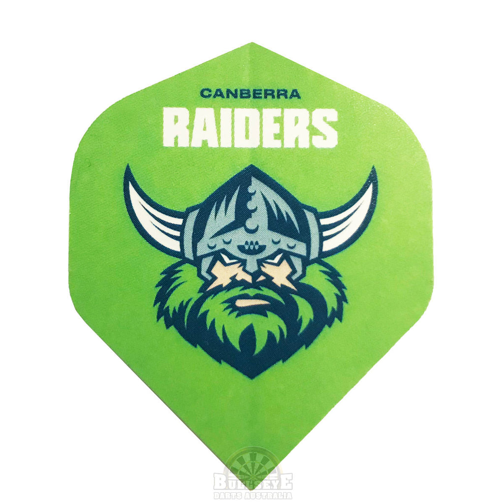 Canberra Raiders NRL Dart Flights