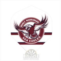 Manly Sea Eagles NRL Dart Flights