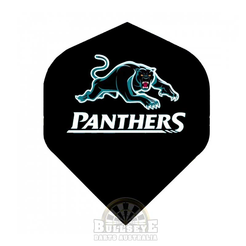 Penrith Panthers NRL Dart Flights