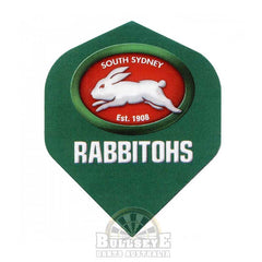 South Sydney Rabbitohs NRL Dart Flights