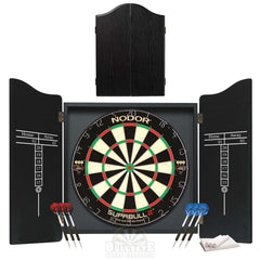 Nodor Professional Darts Set - Colour Black