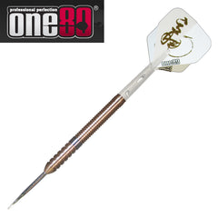 One80 Fire Dragon Darts, Hand Made Extra Thin Barrels