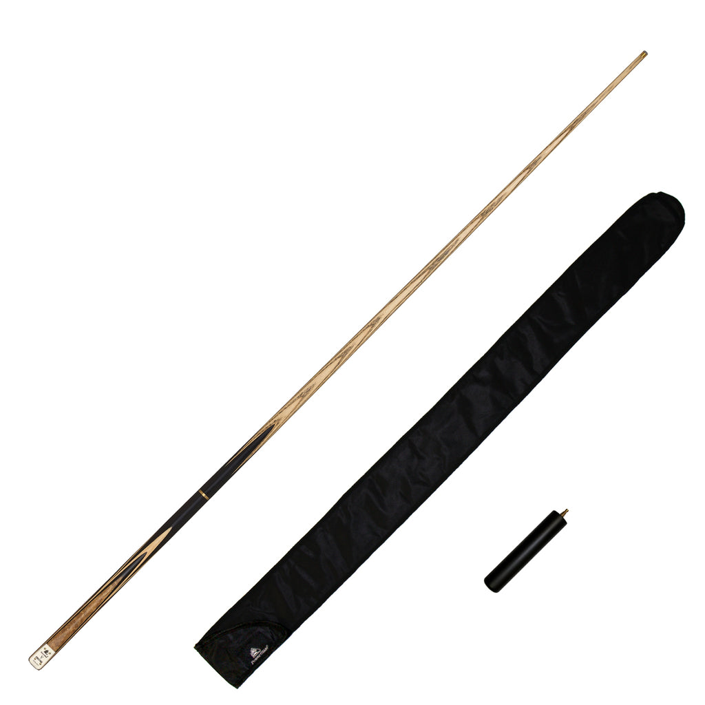 PowerGlide Prestige V Cue & Extension - Two Piece Ash
