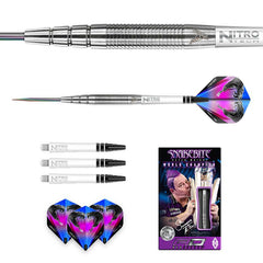 RED DRAGON Peter Wright Snakebite PL15 Darts - 90% Tungsten - 26g