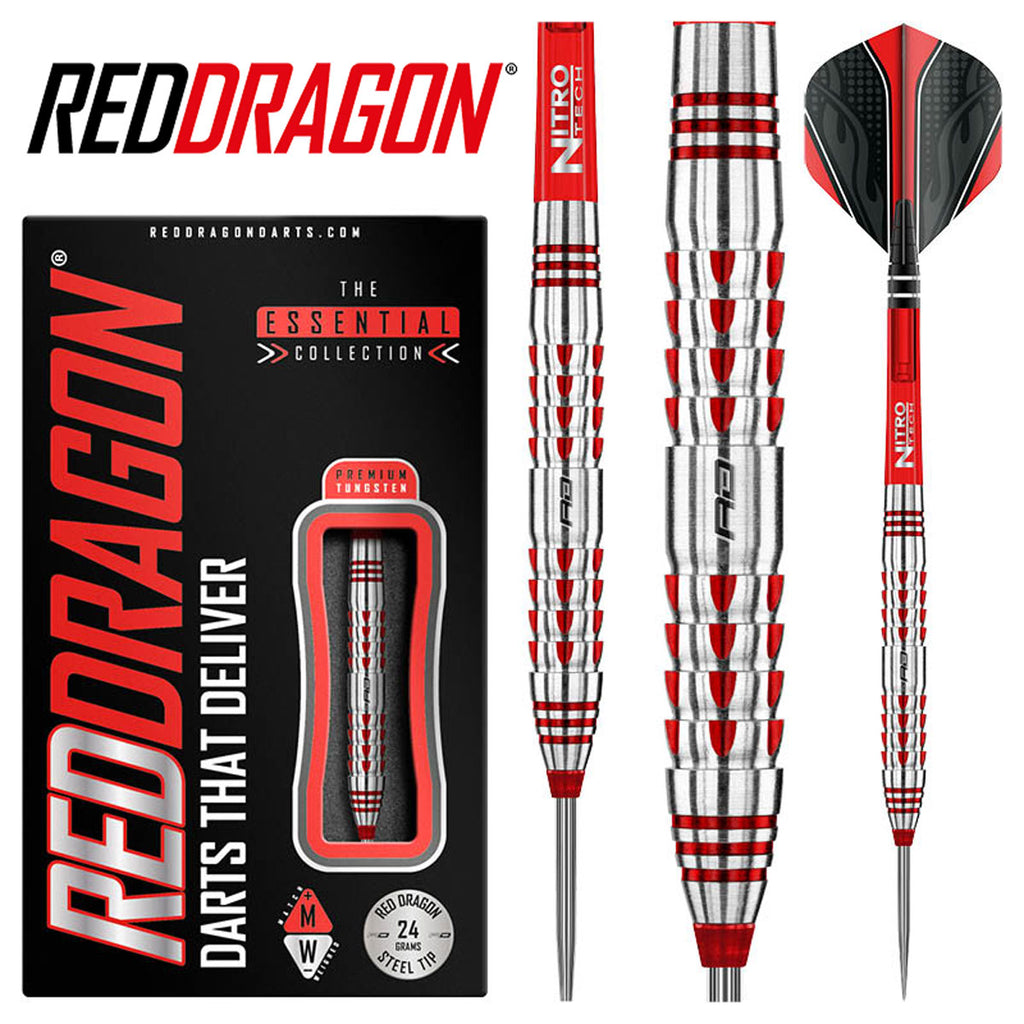 RED DRAGON Firebird Darts 90% Tungsten - 24g