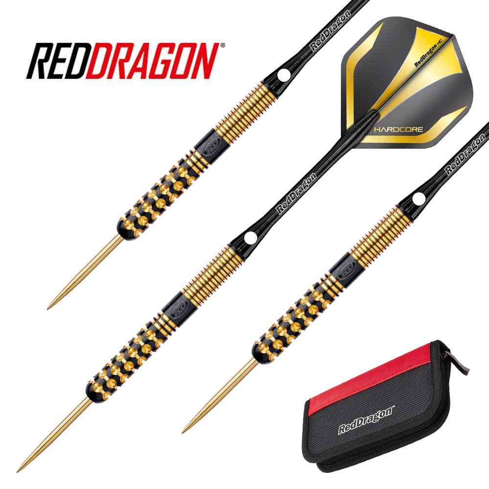 Red Dragon Monza Gold Darts 22g