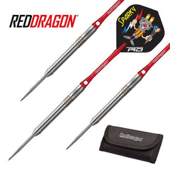 Red Dragon Wes Harms Darts 24g Pro Tungsten 90%