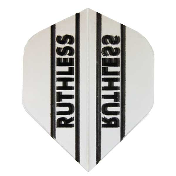 Ruthless Clear Panel Extra Tough Flights - Clear