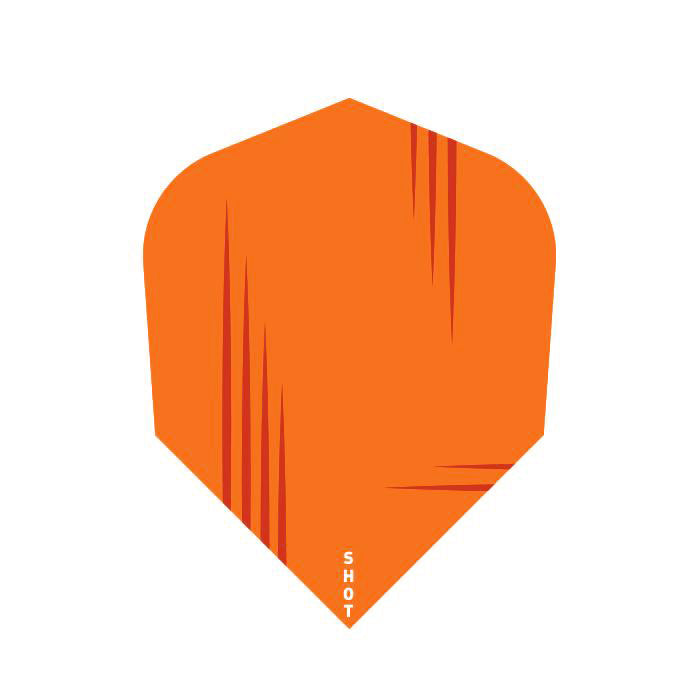 SHOT Zen Dojo Dart Flights - 100 Micron Standard Small