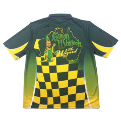 Simon 'The Wizard' Whitlock Official Replica Playing Shirt 3XL