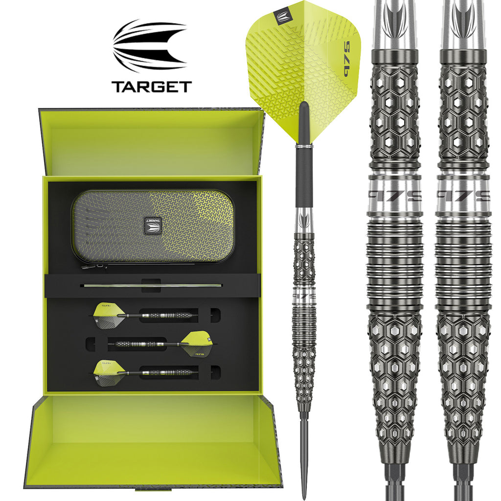 TARGET 975-03 Swiss Point Darts - 97.5% Tungsten - 23g