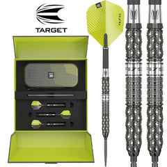 TARGET 975-01 Swiss Point Darts - 97.5% Tungsten - 24g