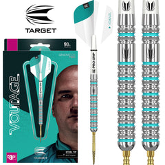 TARGET Rob Cross G2 Swiss Point Darts - 90% Tungsten - 23g