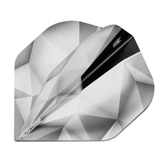 Target Shard Ultra Chrome Dart Flights - Arctic