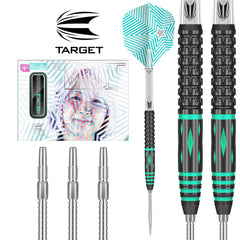 Mikuru Suzuki G2 The Miracle SWISS POINT Darts - 95% Tungsten - 24g