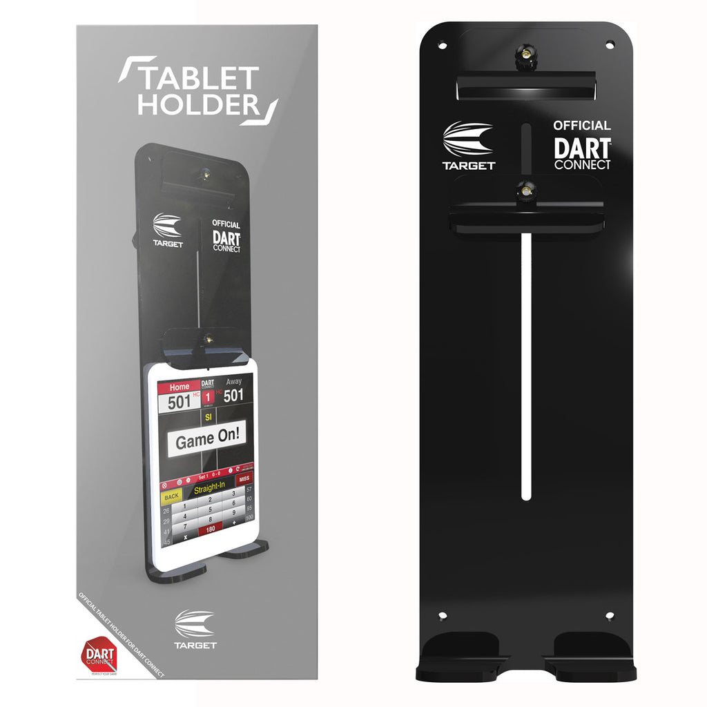 TARGET Official Darts Connect Scoring Tablet and Phone Holder